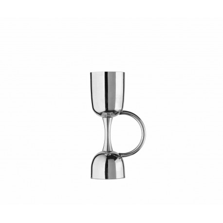 Jigger Coley Urban Bar In Acciaio Ramato Cl 2,5 e 5