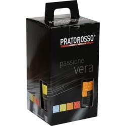 Confezione Regalo Birre Pratorosso 4x33cl