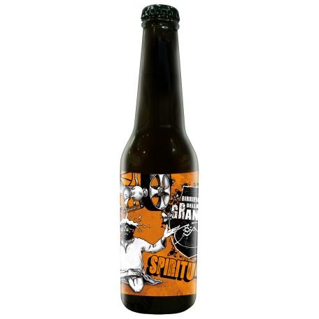 SpirituAle (Belgian Strong Ale) - Birrificio della Granda 33cl