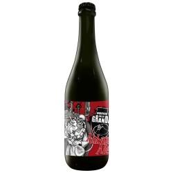 AbbaziALE (Belgian Amber Ale) - Birrificio della Granda 75cl