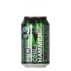 Chili Hammer lattina - Brewdog
