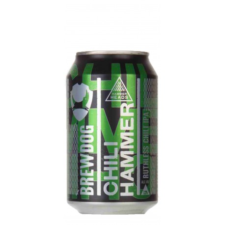 Chili Hammer lattina - Brewdog