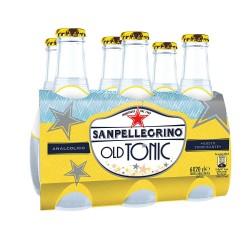Confezione da 6 Old Tonic bottiglia 20cl - Sanpellegrino