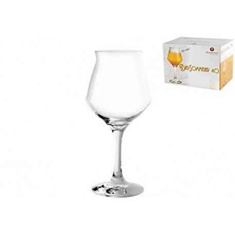 Calice Bier Sommelier Borgonovo Cl 40