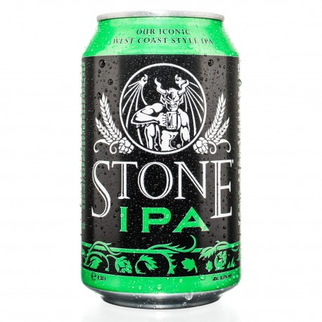 Stone Ipa Berlin lattina 33cl