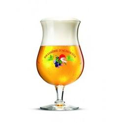 La Chouffe bicchiere