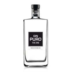 "Gin Puro ""The One"" - Distilleria Bonaventura Maschio"