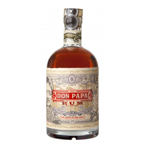 Rum Don Papa - The Bleeding Heart Rum Company