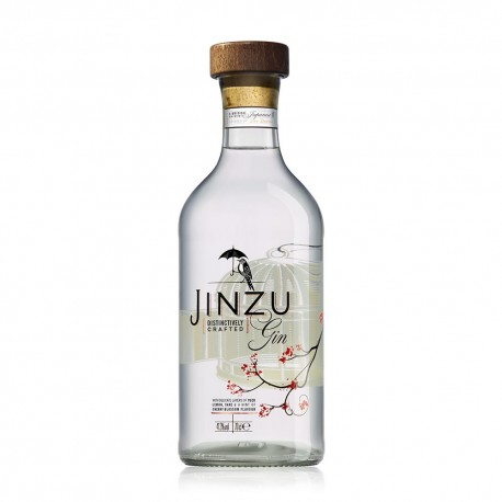 Jinzu Gin - Diageo's Cameronbridge Distillery