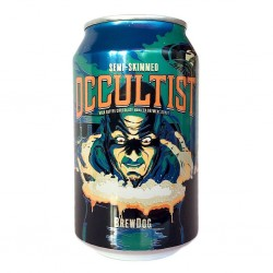 Semi Skimmed Occultist Milk Stout - Brewdog