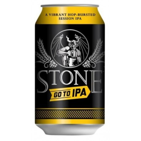 Stone Go To IPA (Session IPA) lattina 33cl