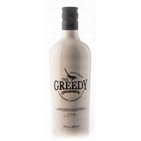 Gin The Greedy - About Ten