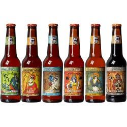 Confezione Degustazione DAY OF THE DEAD - Cerveceria Mexicana