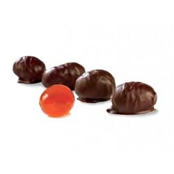 Mandarino Nano ricoperto di puro cioccolato fondente - Maglio
