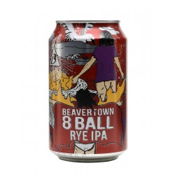 8 Ball IPA - Beavertown Brewery lattina 33cl