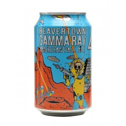 Gamma Ray APA - Beavertown lattina 33cl