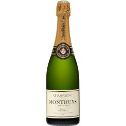Champagne Monthuys Père & Fils Brut Reserve 75cl