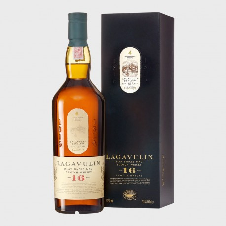 Lagavulin 16 anni Islay Single Malt