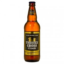 Thistly Cross Slyrs Whisky Cask Cider - LIMITED EDITION
