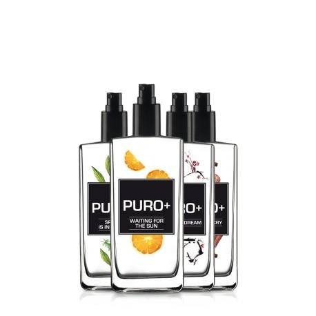 Gin Puro+ - Confezione da 4 spray - Distilleria Bonaventura Maschio