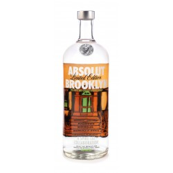Vodka Absolut Brooklyn LIMITED EDITION - A SPIKE LEE COLLABORATION