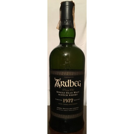 Ardbeg 1977 Limited Edition 70cl