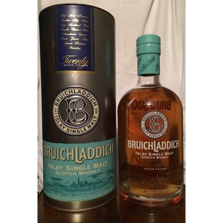Bruichladdich Twenty First Edition con astuccio (tubo) 70cl