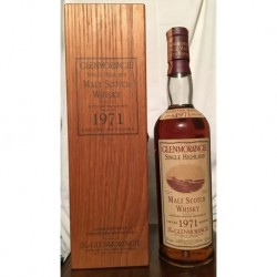 Glenmorangie 1971 Oak Cask Limited Bottling 150th Anniversary con scatola di legno 70cl