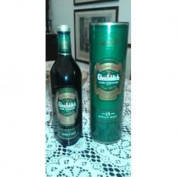 Glenfiddich 15yo Cask Strenght 1L old bottle con astuccio (tubo)