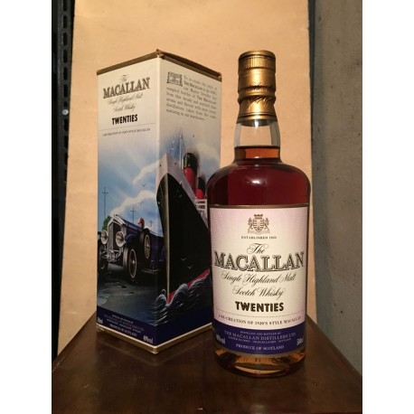 Macallan Twenties Travel Series 50cl con astuccio