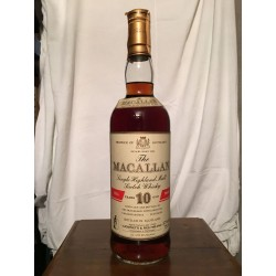 Macallan 10yo Full Proof (Giovinetti) 70cl