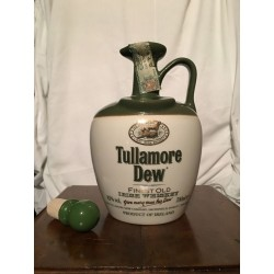 Tullamore Dew Decanter in ceramica con astuccio 70cl