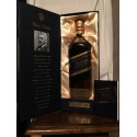 Johnnie Walker Blue Label old bottle con scatola di legno 70cl