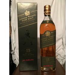 Johnnie Walker Pure Malt 15yo old bottle 75cl con astuccio