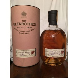 The Glenrothes 1982 15yo Single Speyside con astuccio (tubo) 70cl
