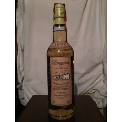 Longrow 1991 10yo Campbeltown con astuccio 70cl
