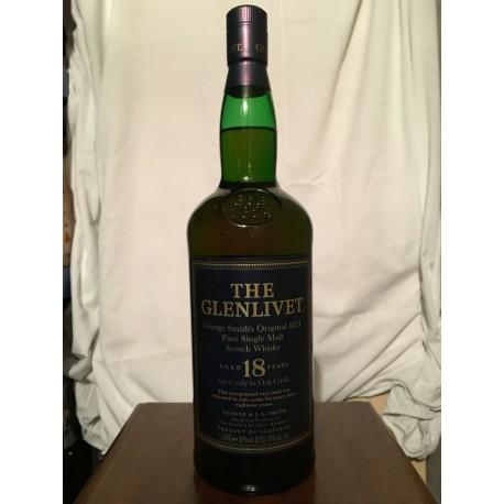 The Glenlivet 18yo Oak Cask con astuccio 1L