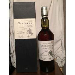 Talisker 25yo Limited Edition Numbered Bottle con astuccio 70cl