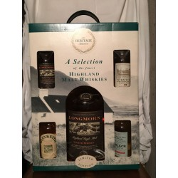 Longmorn 15yo Gift Pack The Heritage Selection LIMITED EDITION