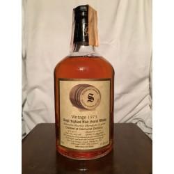 Glenturret Distillery Signatory Vintage 1973 27yo in cofanetto di velluto rosso 70cl