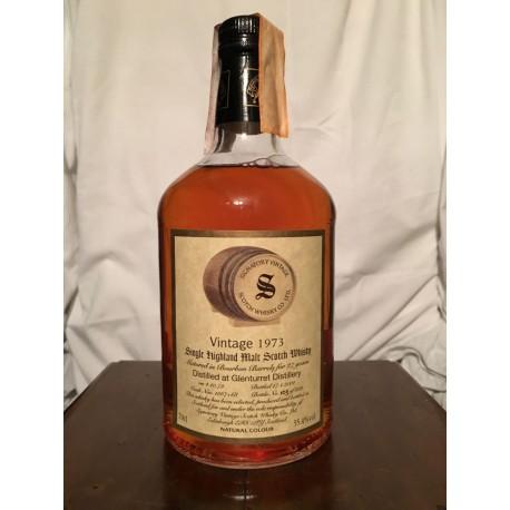 Glenturret Distillery Signatory Vintage 1989 27yo in cofanetto di velluto rosso 70cl