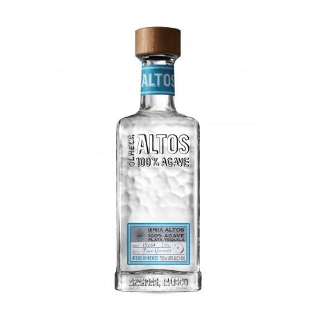 Tequila Olmeca Altos Agave Plata