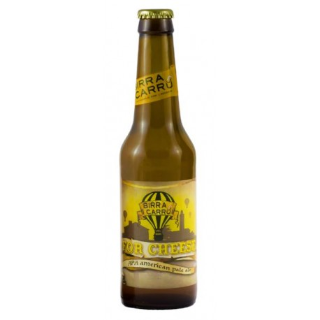 For Cheese (APA) - Birra Carrù 33cl