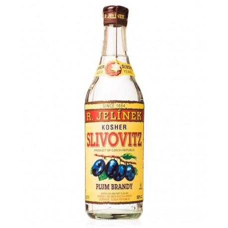 Slivovice Slivovitz Plum Brandy Distillato di Prugne 5yo KOSHER - R. Jelinek
