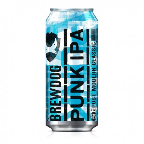 Punk IPA Lattina - Brewdog 50cl