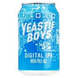 Digital IPA UK - Yeastie Boys 33cl LATTINA