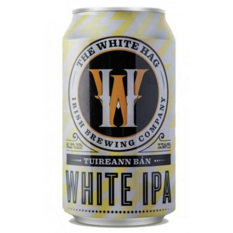 Tuireann Bàn White IPA - The White Hag Irish Brewing Company lattina 33cl