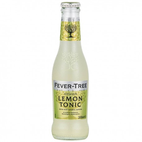 Sicilian Lemon Tonic - Fever Tree