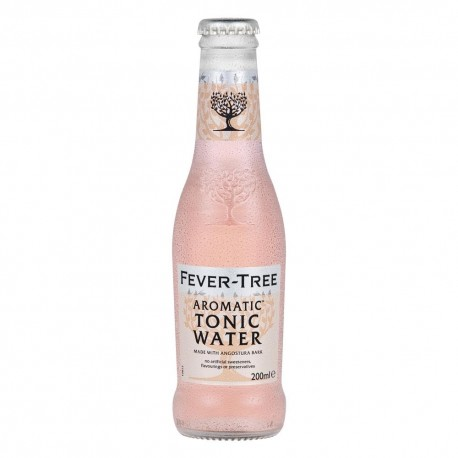 Aromatic Tonic Water - Fever Tree
