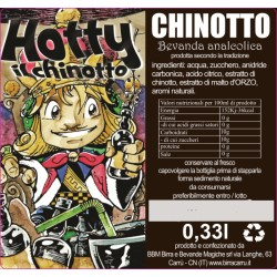 Chinotto Hotty - Birra Carrù 33cl